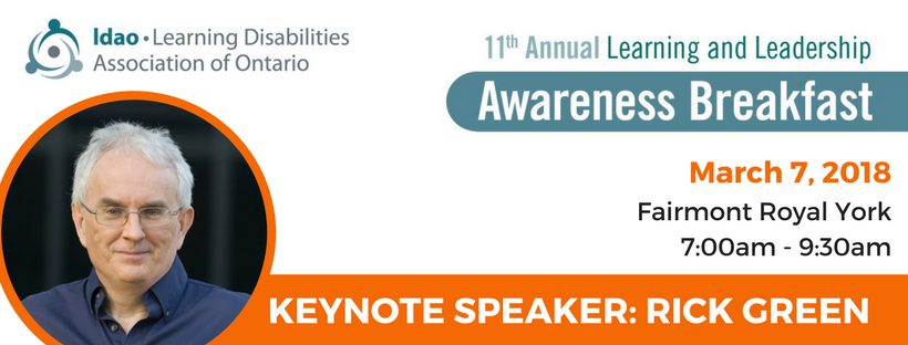 11th Annual Learning and Leadership Awareness Breakfast Ticket